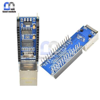 Mini Enc28j60 Webserver Microchips Ethernet Shield Board For Arduino Nano V3.0