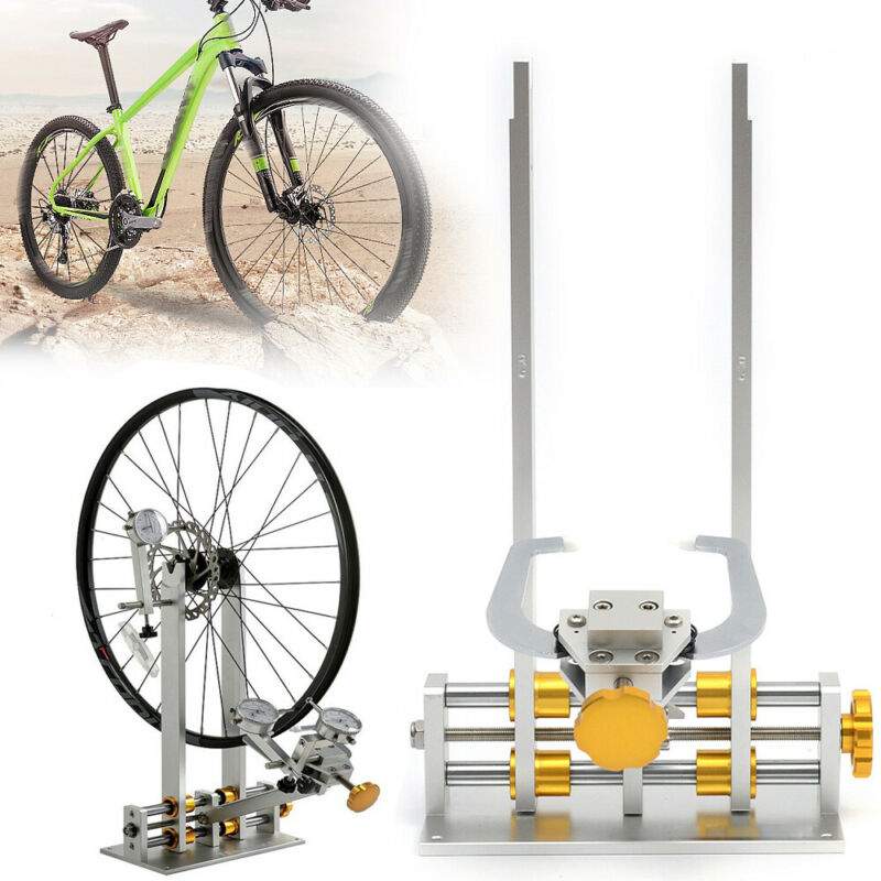 "Bicycle Truing Stand 10-29"" Bike Wheel Repair Maintenance Platform Mechanic Tool"