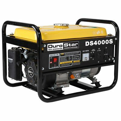 Durostar Ds4000s 4000-w 7-hp Portable Gasoline Powered Generator Home Rv Camping