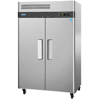 2 Door Reach In Freezer Commercial Freezer Stainless