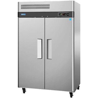 2 Door Reach In Freezer Commercial Freezer Stainless