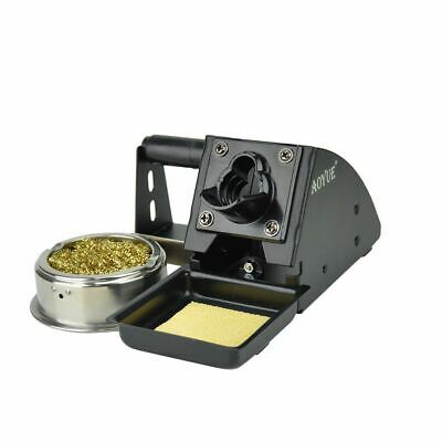 Configurable Soldering Iron Holder With Dual Cleaner For 701a 768 936 937...