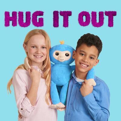 Fingerlings HUGS BORIS Friendly Interactive P