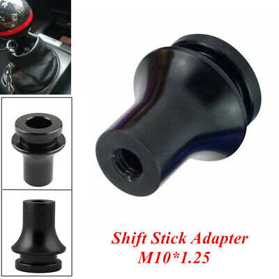 M10X1.25 Low Profile Shift Knob Boot Retainer Adapter Manual Gear Shifter Lever, used for sale  Shipping to Canada