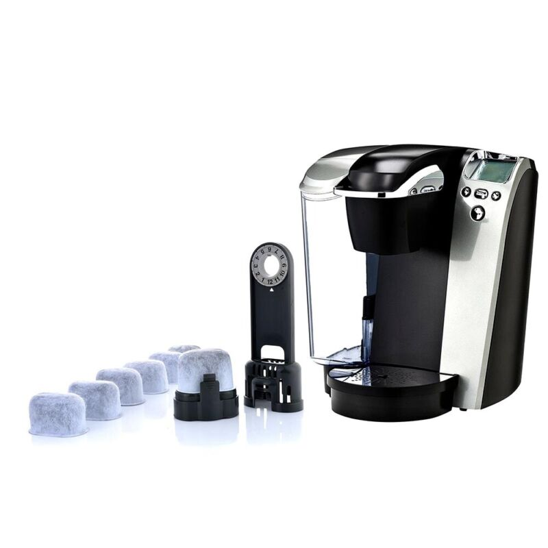 Tool Active Carbon Coffee Maker Replacement Charcoal Water Filter For KEURIG