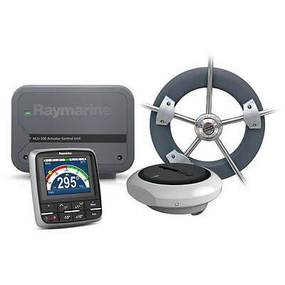 Raymarine Ev-100 Wheel Evolution Autopilot [T70152]