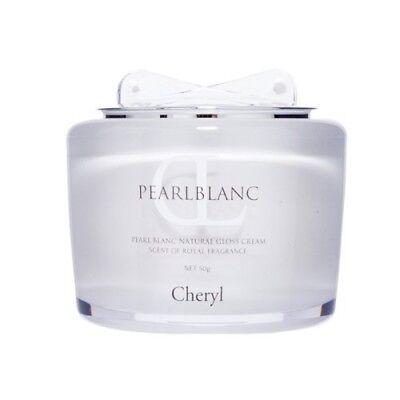 SHIZENDO Cheryl Pearl Blanc Cream Skin Tone White Up from Japan 50g