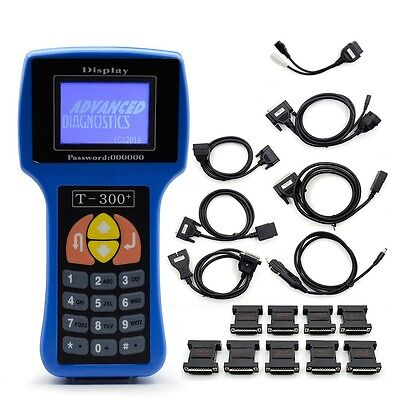 T300 Car Key Programmer Decoder T-Code Diagnostic Service Tool Reader Scanners