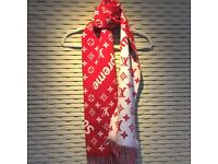Louis Vuitton Supreme Scarf (Cashmere)