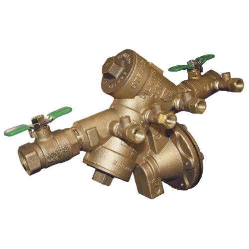 Zurn 1-975XL2 Reduced Pressure Backflow Preventer 1-inch