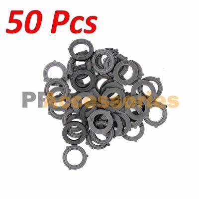 50 Pcs Garden Hose Heavy Duty Rubber Washer 1 Inch Od O-ring Gasket Flat Lot