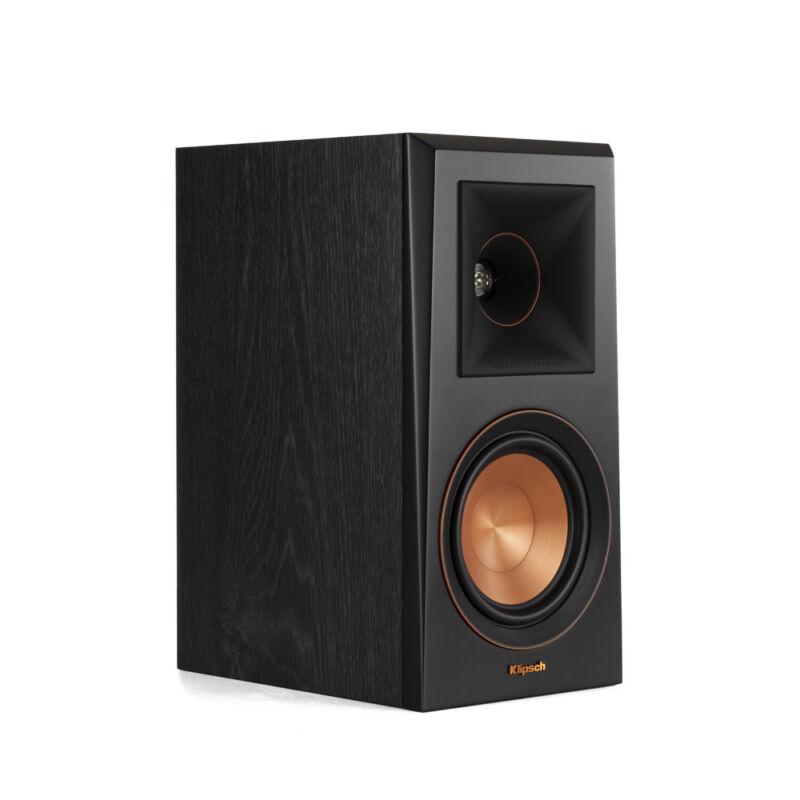 Klipsch Rp-500m Ebony Monitor Speaker - Pair