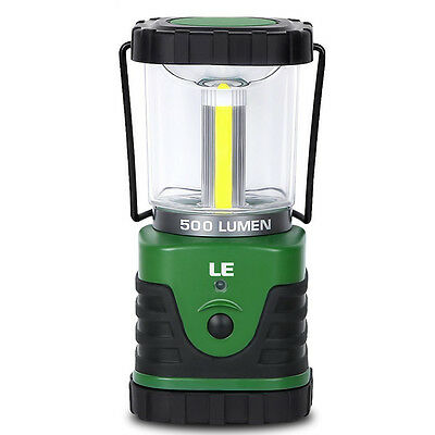 9W LED Camping Laterne Campingleuchte Campinglampe Outdoor Zelt Lampe 500 Lumen