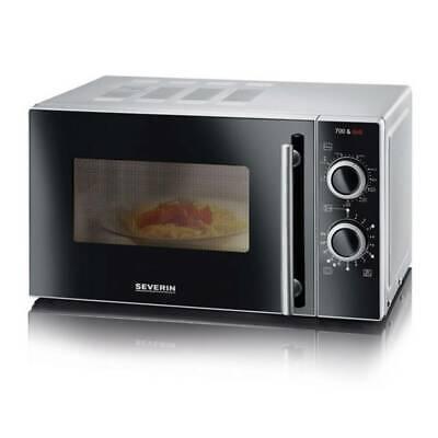 Severin MW 7875 Mikrowelle 700 W Grillfunktion