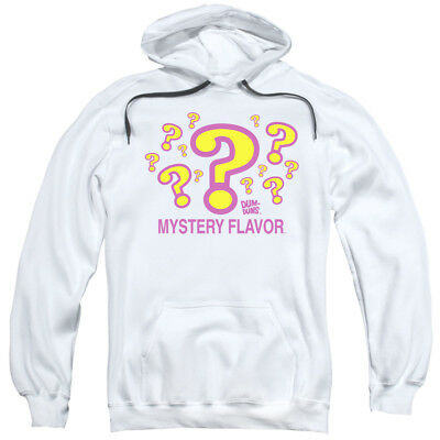 Dum Dums 1950's Classic Lollipop Candy Mystery Flavor Adult Pull-Over Hoodie