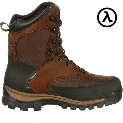 ROCKY CORE WATERPROOF 800G INSULATED OUTDOOR BOOTS FQ0004753 * ALL SIZES - NEW