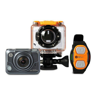 HP Action Cam AC200w for sale  Shipping to India