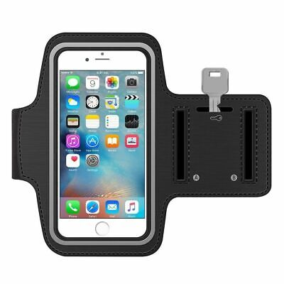 For iPhone 11 Pro Max 8 7 6 6s Plus iPhone XR XS MAX Sports Armband Running Case