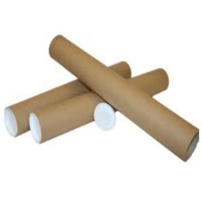 10 Postal Tubes Size A1 45x630mm 25