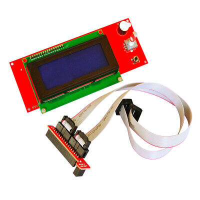 Reprap Ramps1.4 2004 Lcd Display Controller Adapter For Mendel Prusa 3d Printer