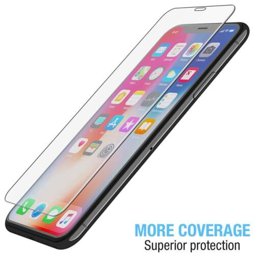 4 Pack Screen Protector Tempered Glass Protector for iPhone XS Max Ultra Clear Cell Phone Accessories