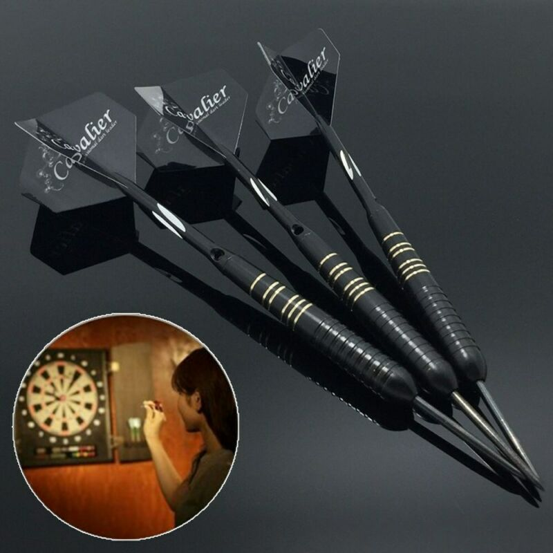 3PCS Professional Competition 23g Tungsten Steel Needle Tip Darts Set With Case