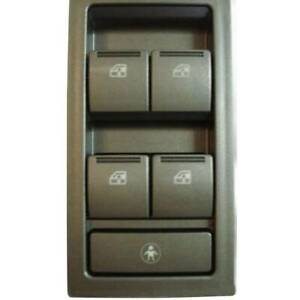 Power Master Window Switch Holden Commodore VY VZ Grey Color - 13 Silverwater Auburn Area Preview