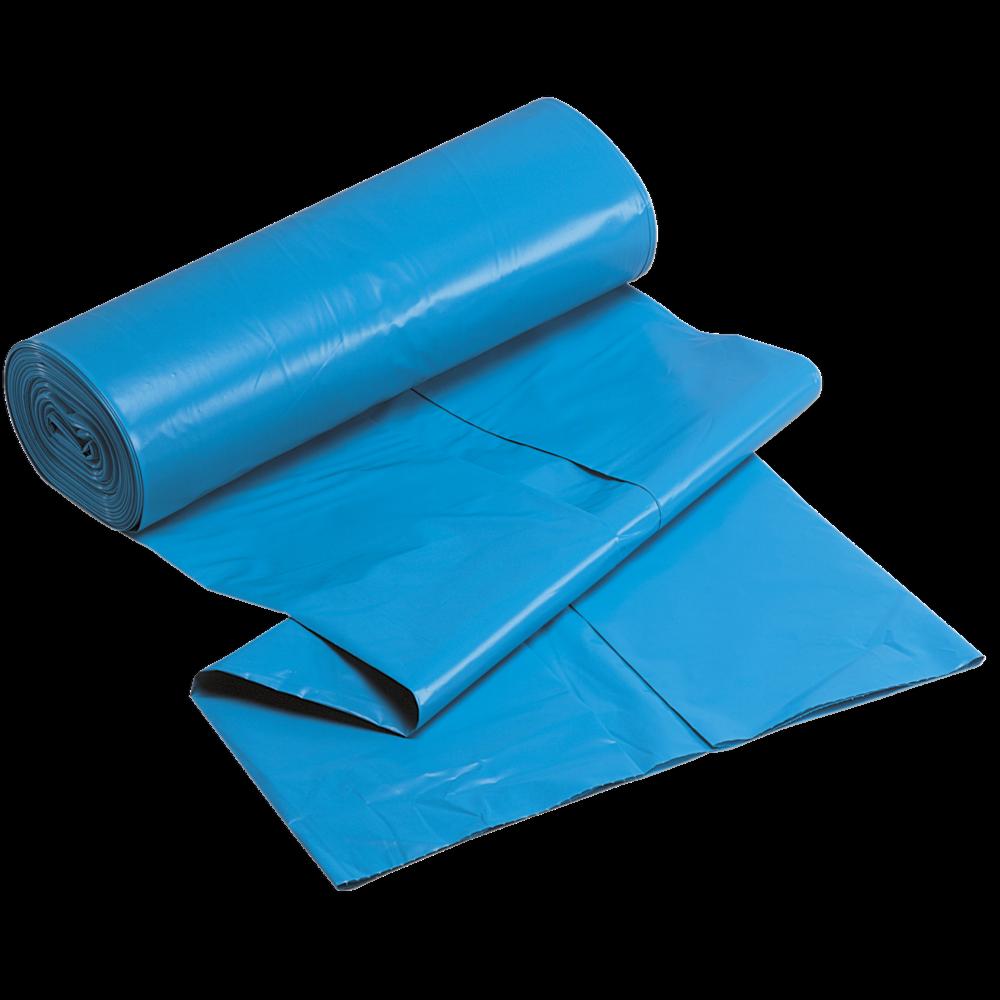 bis 2000 Stück 120L 240L Neu Müllsäcke Blau Schwarz Abfallbeutel Mülltüten Blau