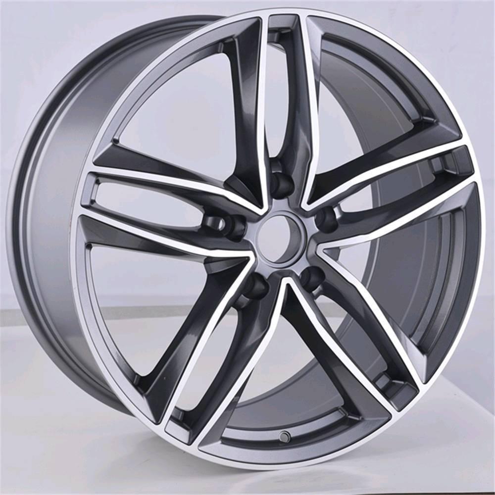 NEW 19'' AUDI RS6 STYLE ALLOY WHEELS X4 BOXED 5X112 A4 A5 A6 A7 A8 TT Q3 Q5 VW