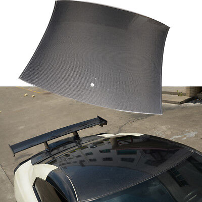 Auto Parts Roof Cover Sunroof Body Kits Fit For Nissan GTR R35 Carbon Fiber - Nissan Gtr Body Parts