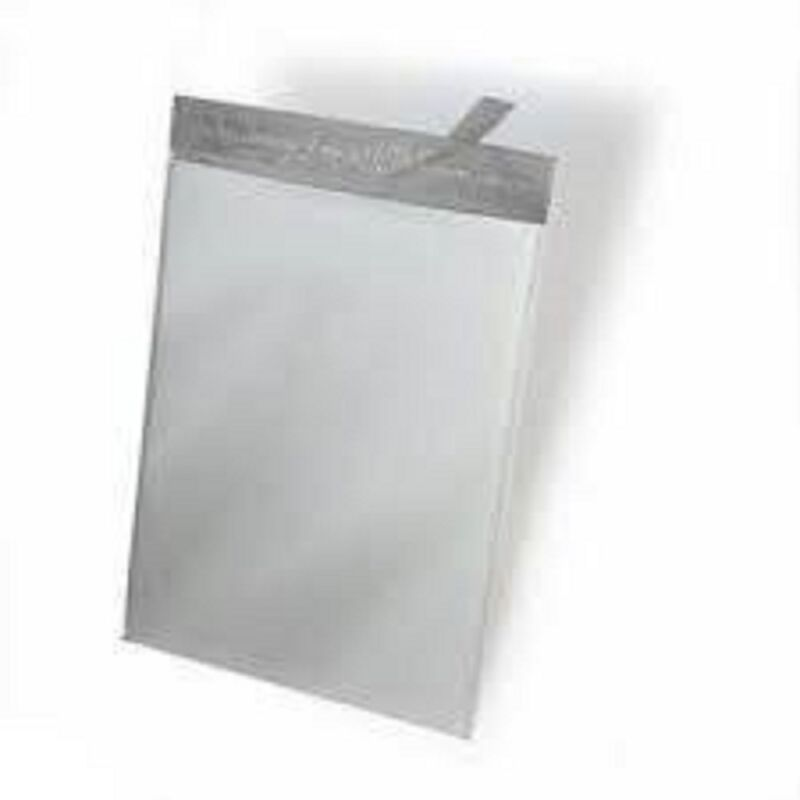 5000 6x9 M1 White Poly Mailers Shipping Envelopes Plastic Bags 5000#m1