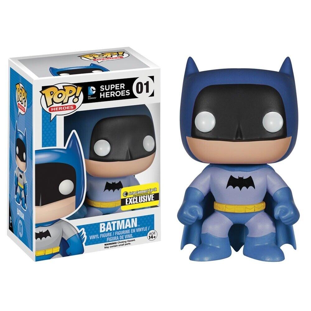 Batman 75th Anniversary Blue Rainbow Batman Pop! Vinyl Figur