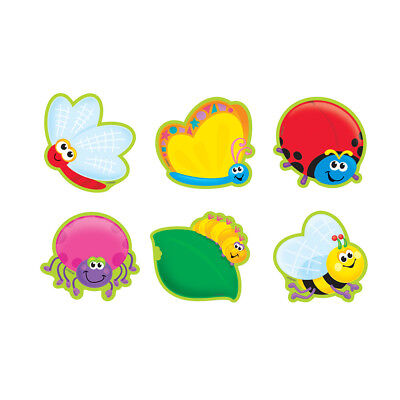 Bugs Mini Accents Variety Pack - Cute Insects - Classroom/Teacher Use