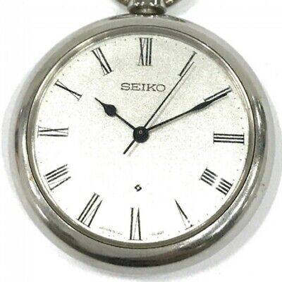 Seiko High Beat Manual winding mechanical pocket watch 5740-0080