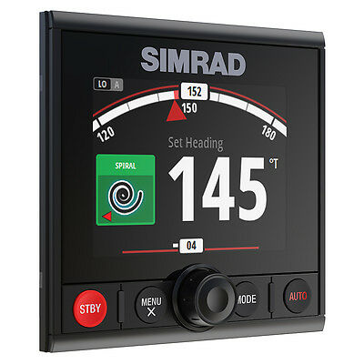 Simrad Ap44 Autopilot Control With Rotary Dial 000-13289-001