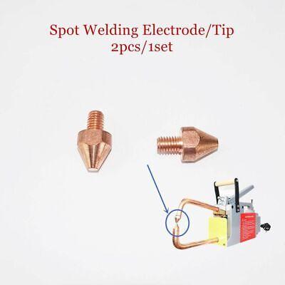 Resistance Spot Welding Tips Electrodes For Welding Steel Portable Spot Welder