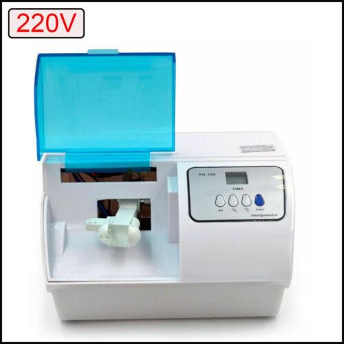 220V Electric Dental Amalgamator Amalgam Mixing Machine Dentistry Mixer Blender