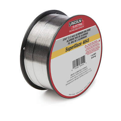 Lincoln Electric Ed030312 Mig Welding Wire5356.035spool