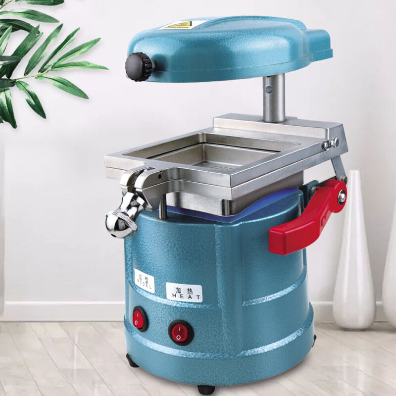 NEW Dental Vacuum Forming Molding Machine Former Heat Thermoforming Equipment