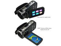 Camcorder 24.0 Megapixel Digital Camera Full HD video recorder