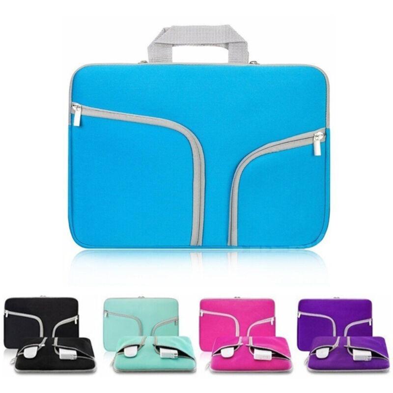 Computer Laptop Bag Sleeve Case Cover For HP Lenovo Acer Del