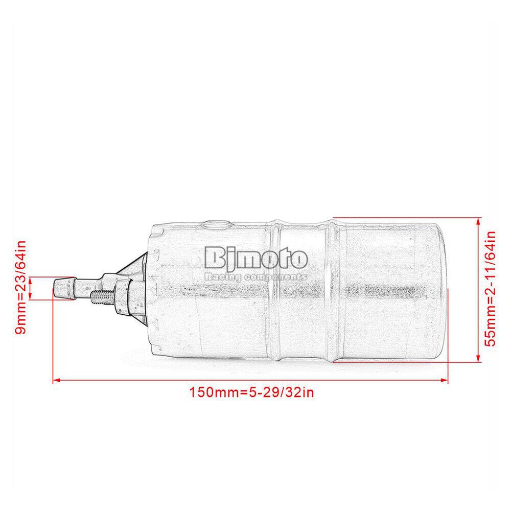 Petrol Fuel pump For BMW K1 K75 K75RT K75S K100 K100LT