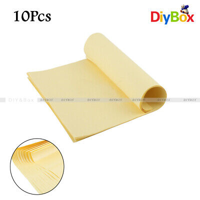 10pcs A4 Sheets Heat Toner Transfer Paper For Diy Pcb Electronic Prototype New