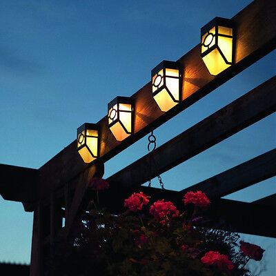 Solar Powered Sensor Light