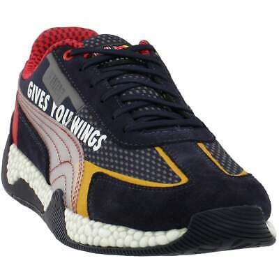 Puma Red Bull Racing Speed Hybrid Sneakers Casual   Sneakers Navy Mens - Size