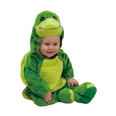Totally Ghoul Baby Halloween Costume Turtle Jumper Size 0-6 Months - New