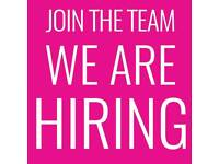 Hairdresser wanted(job hairdresser and beautition
