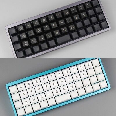 26 Keyboard Keycap dsa Profile pbt Material Waterproof Desktop Mini (Pbt Material)