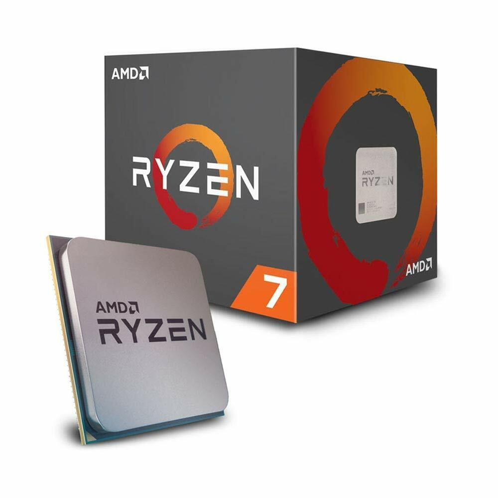 Custom Gaming Computer Ryzen 7 2700 4.1 GHZ X370 32GB RAM RTX 2060 700W BT SSD 6