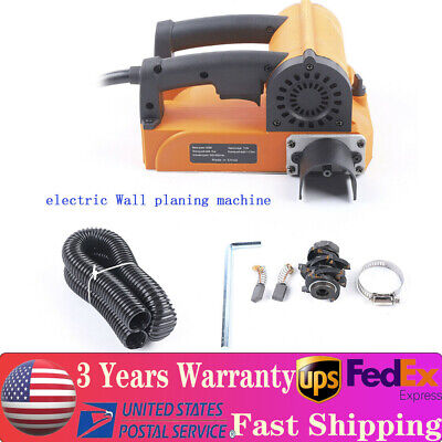 Electric Wall Chaser Planer Wall Slotting Machine Groove Cutting Machine 110v